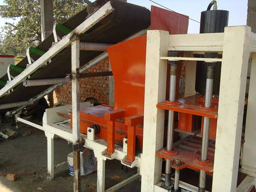 Fly Ash Bricks Making Machine in   Hirapur