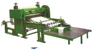 High Speed Rotary Paper Cutting Machine