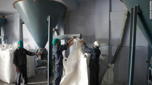 Guar Gum Plant Machinery