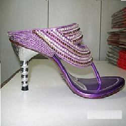 Fancy High Heel Sandal