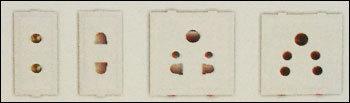 6a 2 Pin Socket in  Lohar Chawl
