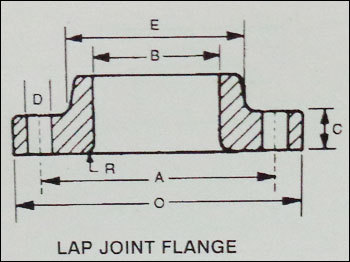 Lap Joint Flange in  Nanubhai Desai Road (Fort)