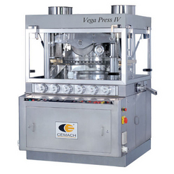 Double Rotary Tableting Machine