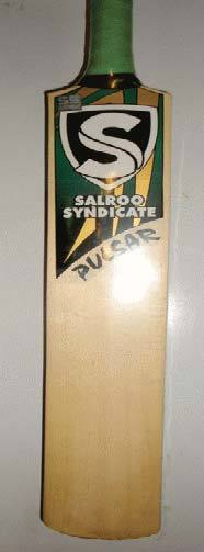 S Pulser Cricket Bat in   Kashmir