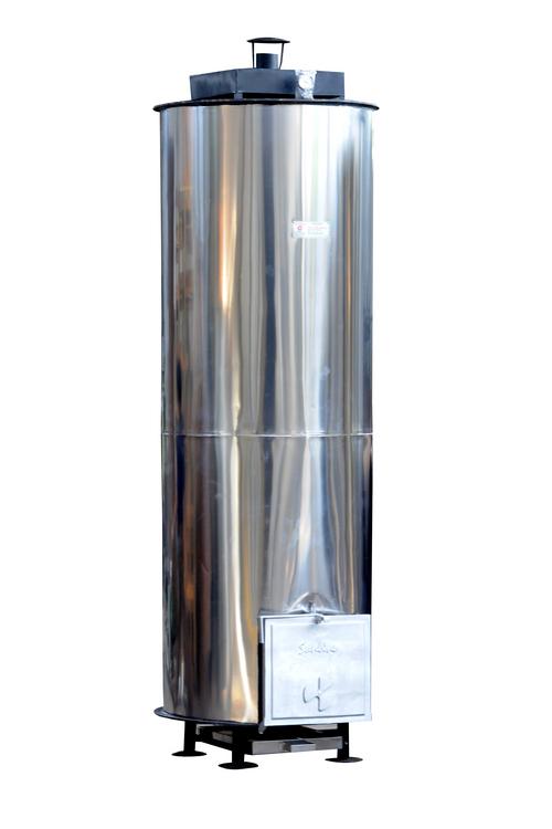 Wood Fired Steel Water Heater
