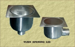 Stainless Steel Drain Traps