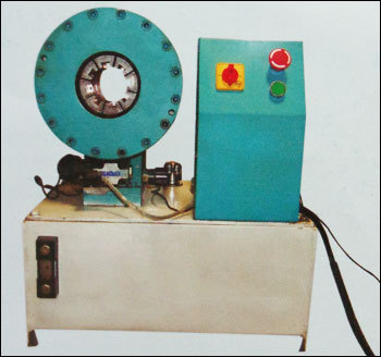 Crimping Machine (Horizontal Type)