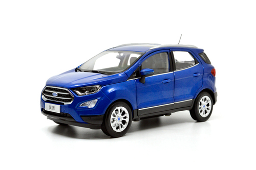 Ford Ecosport 2013 Diecast Model Car Metal Plastic Models