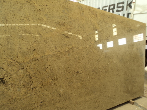 Kashmir Gold Granite Slab in   Near Reliance Petrol Pump