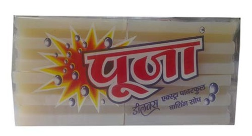 Transparent Oil Soap White in  Hapur