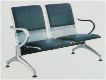 Two Sitter Waiting Chair in  Warje Malwadi