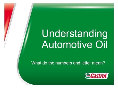 Automotive Oil Basics in   Bhiwandi