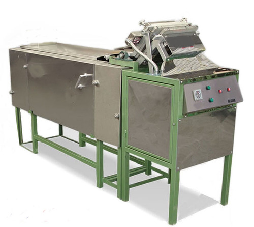 Semi Automatic Chapati Making Machine