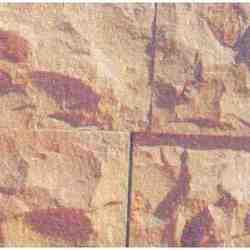 Facade Natural Finish Pattern Stone