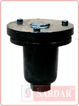 Cast Iron Single Action Air Valve in  Kapurthala Road
