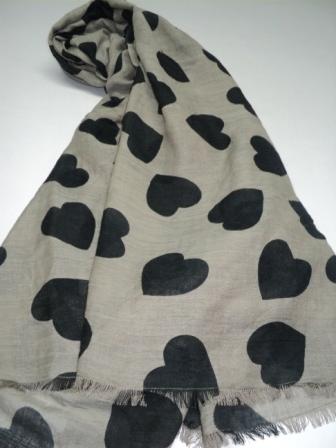 Designer Scarves in  Khanpur