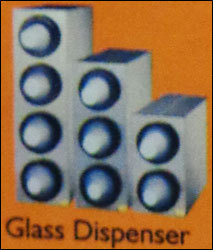Glass Dispenser