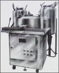 Jet Type Ampoule Cum Vial Washing Machine