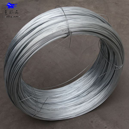 Industrial Zinc-Coated Steel Wire