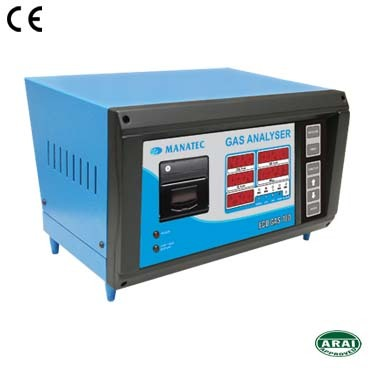 Exhaust Gas Analyser And Diesel Smoke Meter