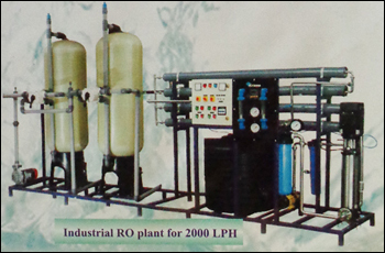 2000 Lph Industrial Ro Plant in  Okhla Indl. Estate