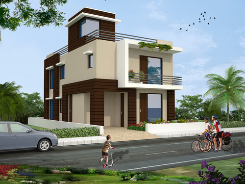 Building design service in jamia nagar new delhi for Ak decoration building services