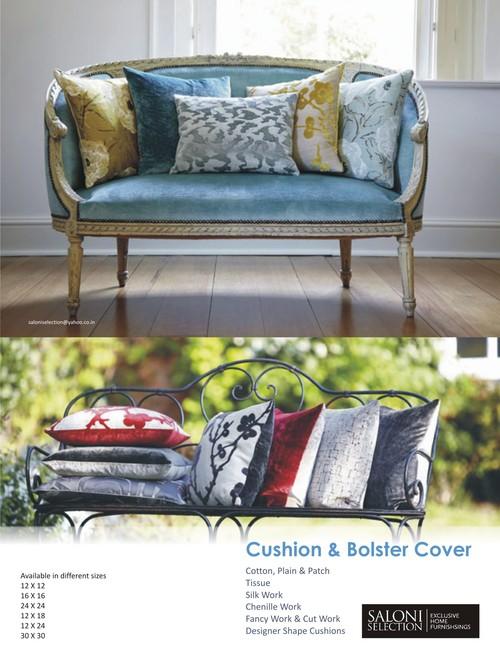 Designer Cushion Cover in  Tonk Road