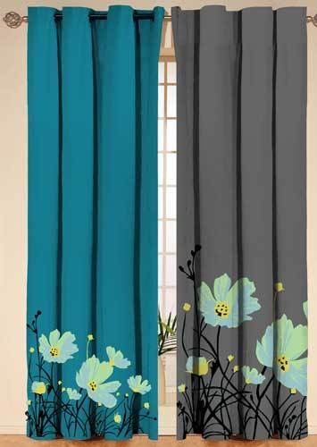 Cotton Curtains In P.Thanneerpanthal Palayam