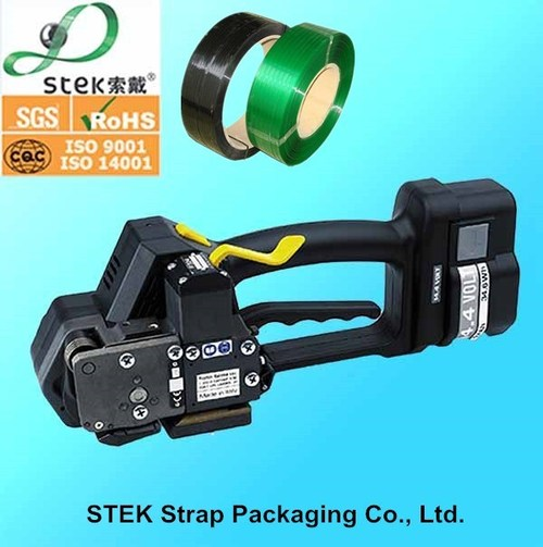Battery Strapping Machine