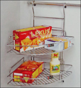 Single Hanging Laddle Rack