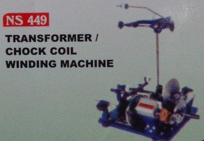 Transformer Chock Coil Winding Machine (NS 449) in  Bapunagar