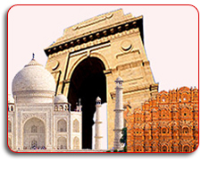Golden Triangle (5N/6D) Tour Package