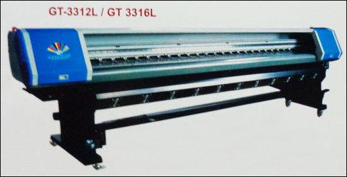 Solvent Printer With Xaar 128 Head (Gt-3312l / Gt 3316l) in  Chuna Mandi  (Paharganj)