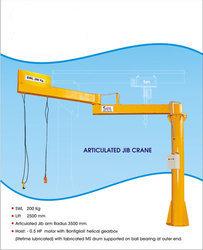 Articulating Jib Crane