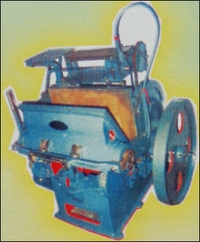 Heavy Duty Embossing Machine in  Shanpur