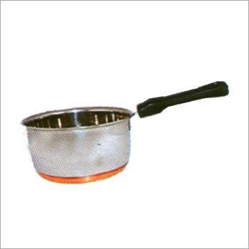 Cottom Bottom Sauce Pan in  Kalupur