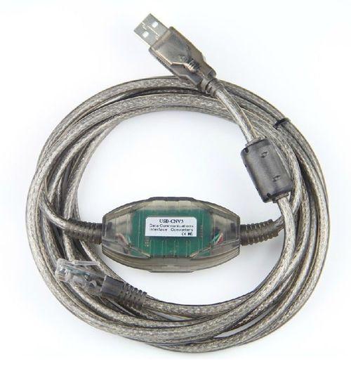 PC-V6CP Programming Cable for Hakko series PLC HMI, V6CP RS232