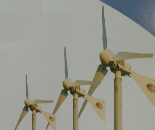 Wind Mills Solar Power Systems  in  2-Sector