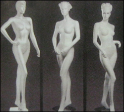 Display Female Dummies