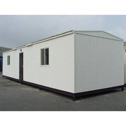 Prefabricated Puff-Panel Porta Cabin