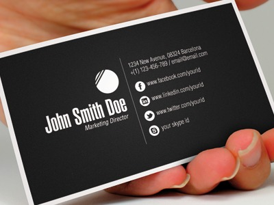 Premium Business And Visiting Card