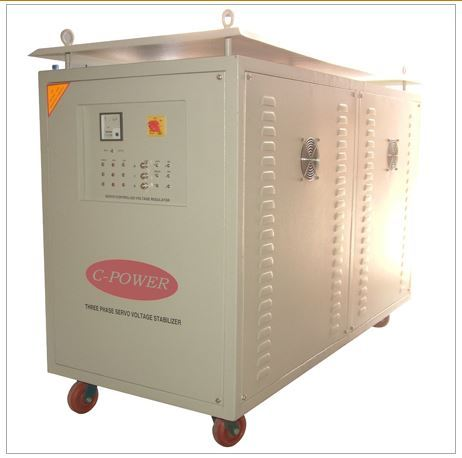 Phase Servo Voltage Stabilizer in  Odhav