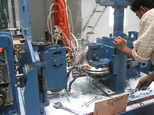 Tube Welders in  Phase-Ii