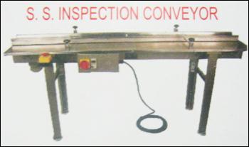 Ss Inspection Conveyor