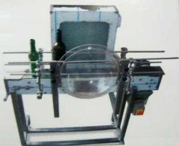 Inspection Conveyor With Magnifying Glass