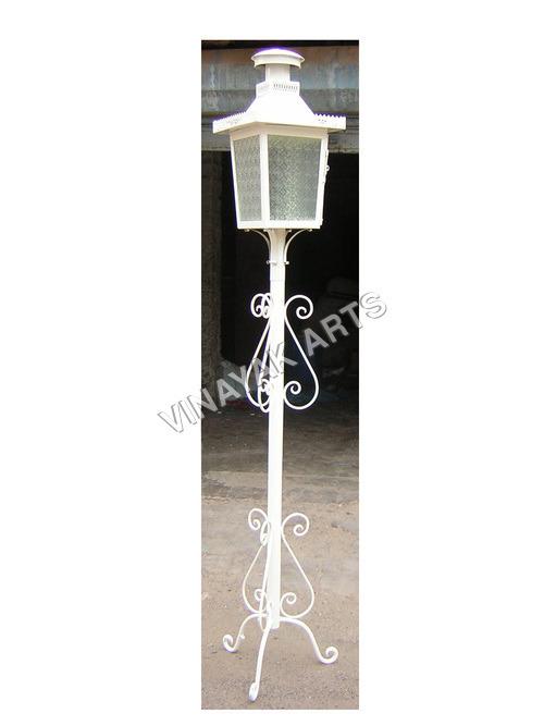 Outdoor Decorative Pole Lamps