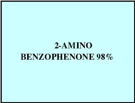 2-Amino Benzophenone 98%