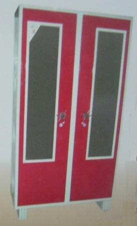 2 Door Steel Cupboard (Scs-8)