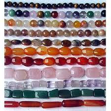 Stone Beads in   Kulavanigarpuram