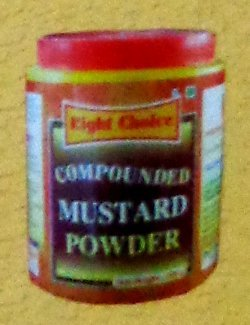 Compounded Mustard Powder